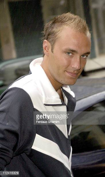 Calum Best during Calvin Klein 'Euphoria' Fragrance Launch Party at Chiltern Street Studios in London Great Britain