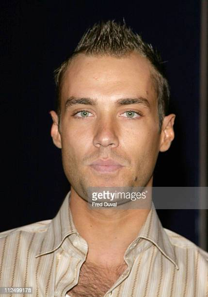 """Calum Best during """"Hell's Kitchen 2""""- Day 10 - Arrivals at Atlantis Building, Brick Lane in London, Great Britain."""