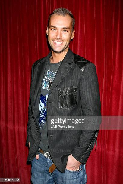 Calum Best during 'Rocky Balboa' London Premiere After Party at Circus in London Great Britain