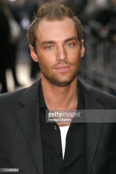 Calum Best during 'The Interpreter' London Premiere Arrivals at Empire Leicester Square in London Great Britain