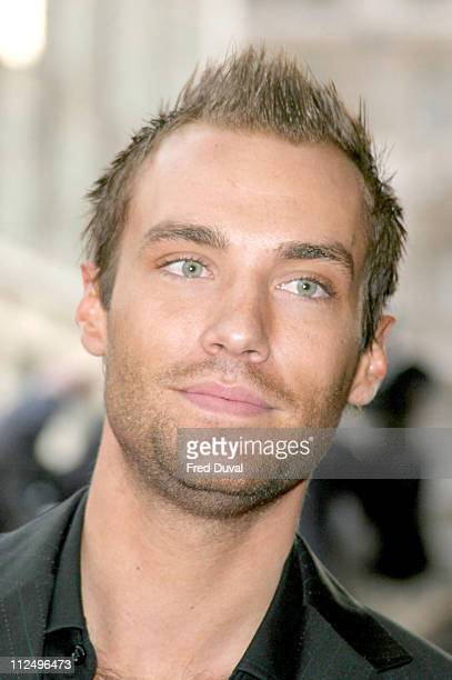 Calum Best during 'The Interpreter' London Premiere Arrivals at Leicester Square in London Great Britain