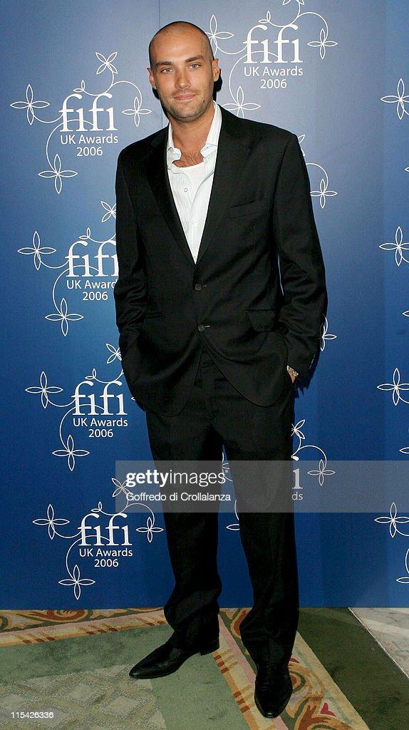 UK FiFi Awards 2006 - Arrivals