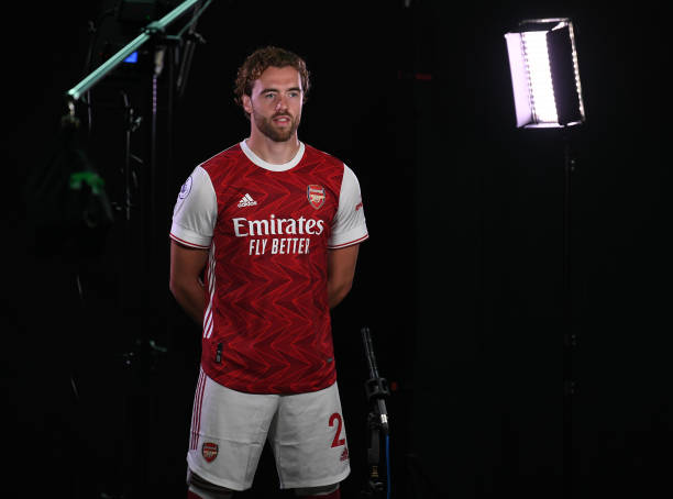 Arsenal 1st Team Photocall