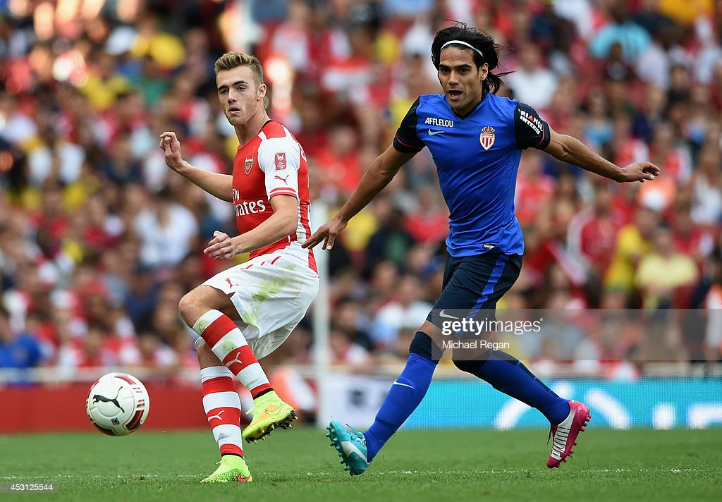 Arsenal v AS Monaco - Emirates Cup : News Photo