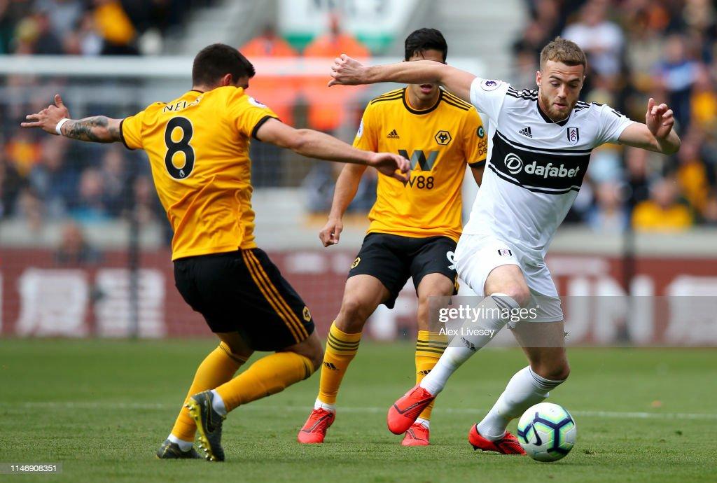 Wolverhampton Wanderers v Fulham FC - Premier League : ニュース写真