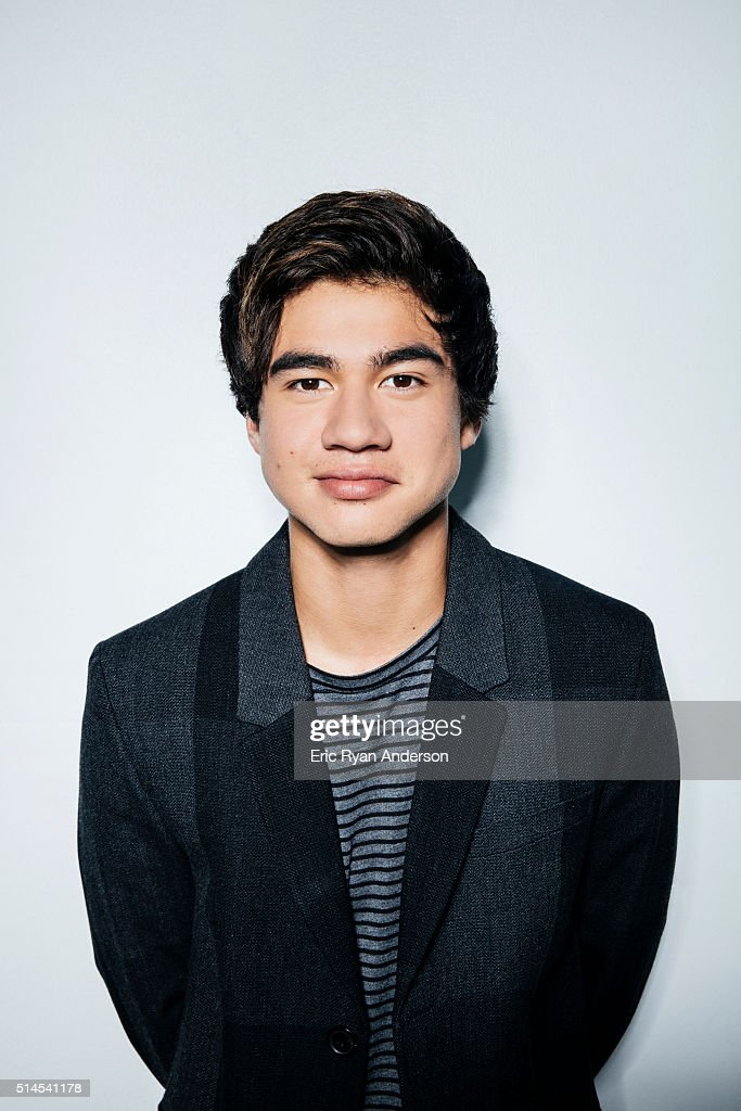 Calum Hood of Australian rock band 5 Seconds of Summer is photographed for Billboard Magazine on September 1, 2015 in New York City. PUBLISHED