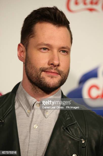 Calum Scott during Capital's Jingle Bell Ball with CocaCola at London's O2 arena PRESS ASSOCIATION Photo Picture date Saturday 3rd December 2016...