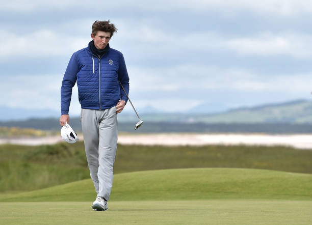 GBR: R&A Amateur Championship - Day One