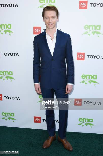 Calum Worthy attends the 29th Annual Environmental Media Awards at Montage Beverly Hills on May 30 2019 in Beverly Hills California