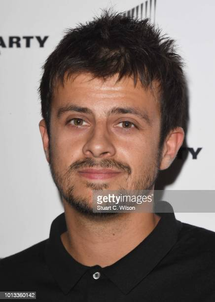 Calum Yates attends the World Premiere of 'KSI Can't Lose' documentary at Picturehouse Central on August 8 2018 in London England