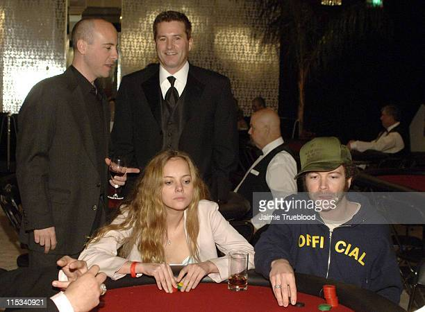 Calvin Ayre CEO/founder of bodog Bijou Phillips and Danny Masterson