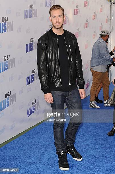 Calvin Harris attends 1027 KIIS FM's 2014 Wango Tango at StubHub Center on May 10 2014 in Los Angeles California