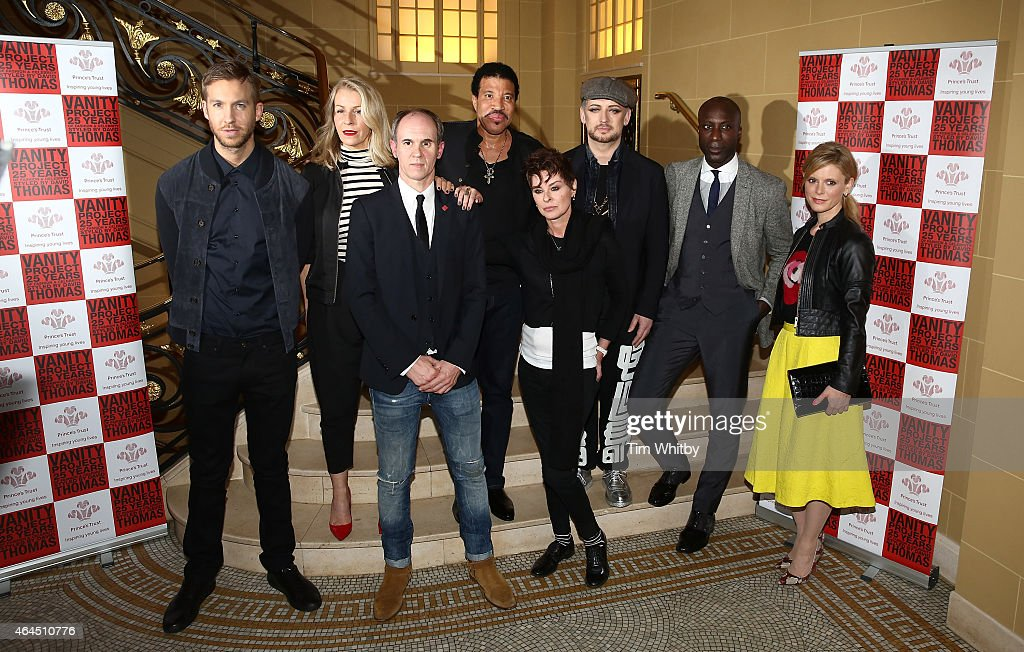 Vanity Project For The Prince's Trust - Photocall
