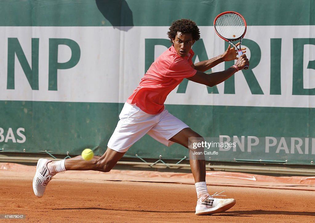 Qualifying For The French Open 2015 : Day Four : News Photo