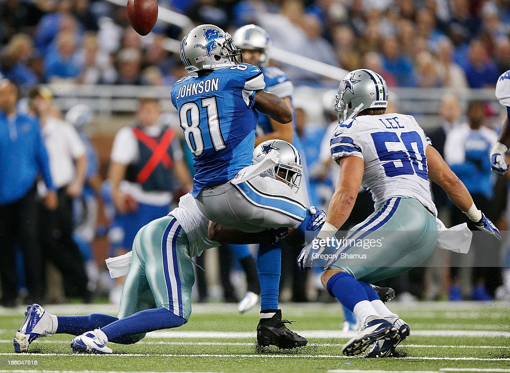 Dallas Cowboys v Detroit Lions : News Photo