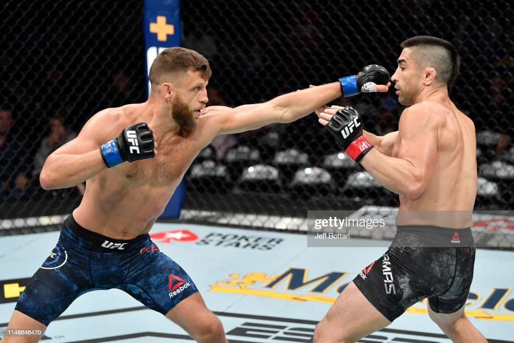 UFC 238: Lamas v Kattar : News Photo
