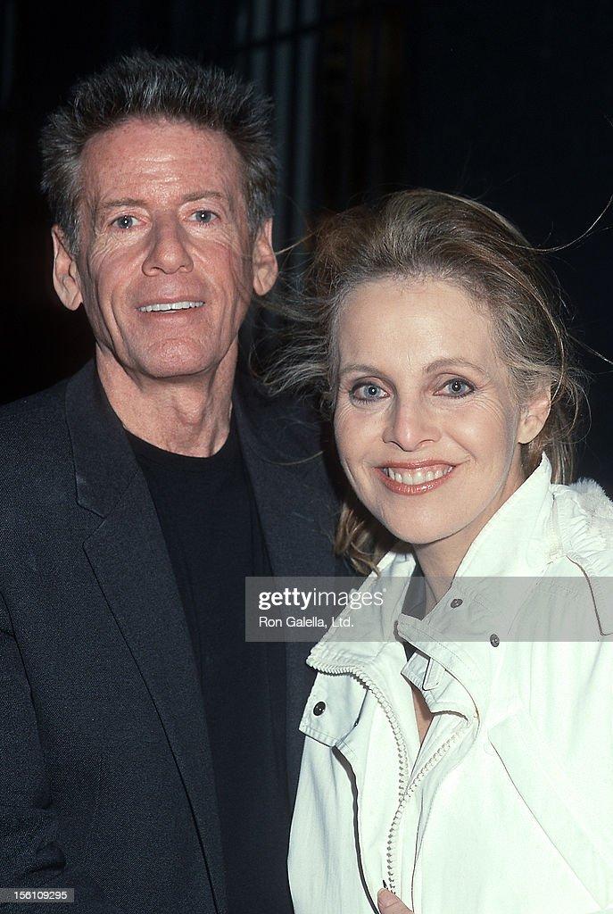 Calvin Klein And Claudio Cohen During Wedding Party For Diane Von Furstenberg Barry Diller At