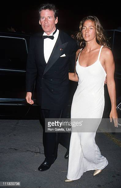 Calvin Klein and Kelly Klein during 7th Annual APLA Fashion Industry Benefit Honors Calvin Klein at Hollywood Bowl in Hollywood California United...