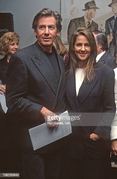 Calvin Klein and Kelly Klein during Esquire Magazine Celebrates 60 Years of Fashion Restrospective at Whitney Museum in New York City New York United...