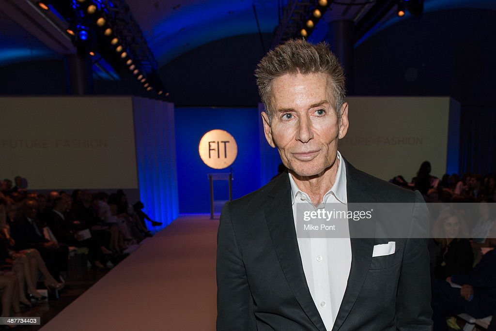 Calvin Klein attends FIT's The Future Of Fashion Runway Show at The Fashion Institute of Technology on May 1, 2014 in New York City.