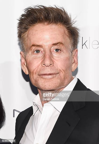 Calvin Klein attends the 2016 FIT Future Of Fashion Runway Show on May 05 2016 in New York New York