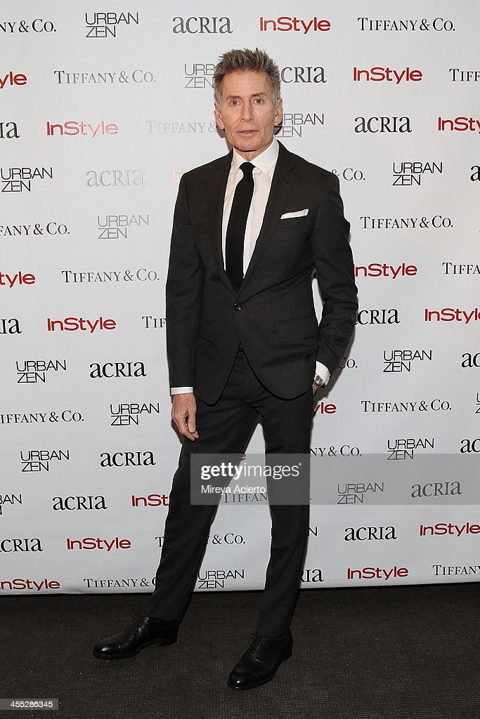 Calvin Klein attends the ACRIA annual holiday dinner benefiting AIDS research on December 11, 2013 in New York City.