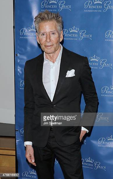 Calvin Klein attends the Princess Grace Foundation special screening of 'Rear Window' at The Academy Theater on June 10 2015 in New York City