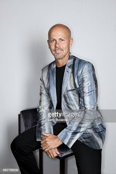 Calvin Klein Collection Mens Creative Director Italo Zucchelli attends The Daily Front Row's Third Annual Fashion Media Awards at the Park Hyatt New...