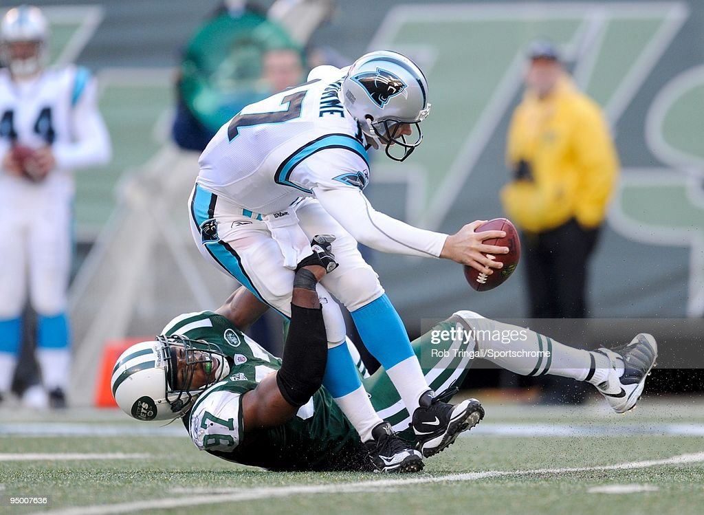 Carolina Panthers v New York Jets : News Photo