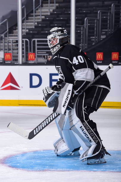 CA: Colorado Avalanche v Los Angeles Kings