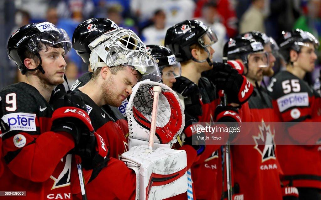 Canada v Sweden - 2017 IIHF Ice Hockey World Championship - Gold Medal game : News Photo