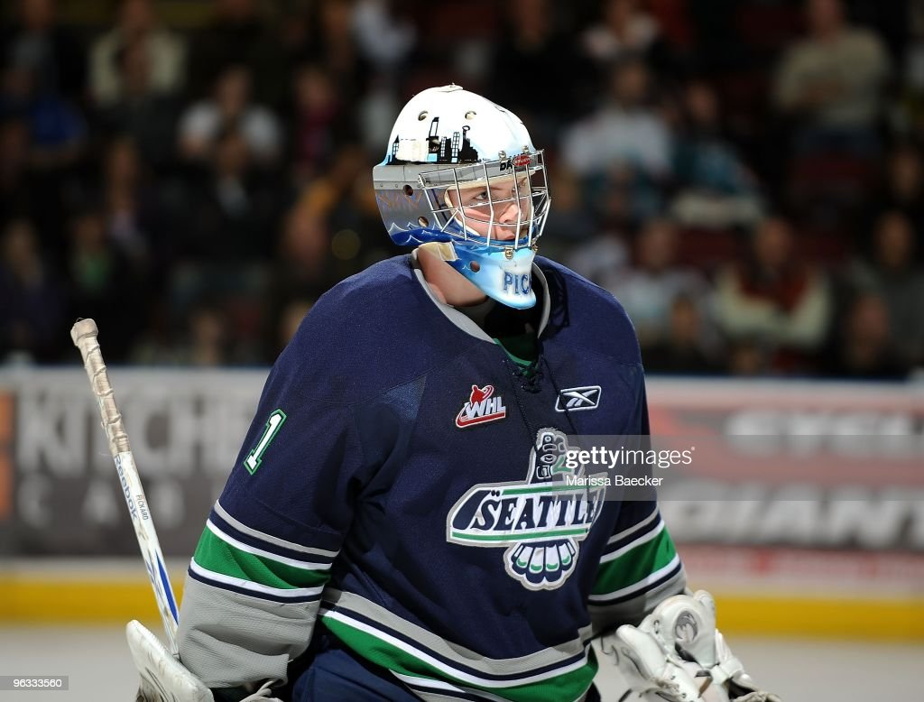 Seattle Thunderbirds v Kelowna Rockets