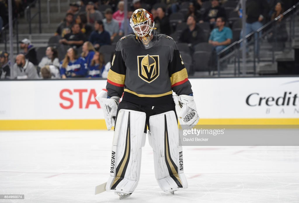 Los Angeles Kings v Vegas Golden Knights : News Photo