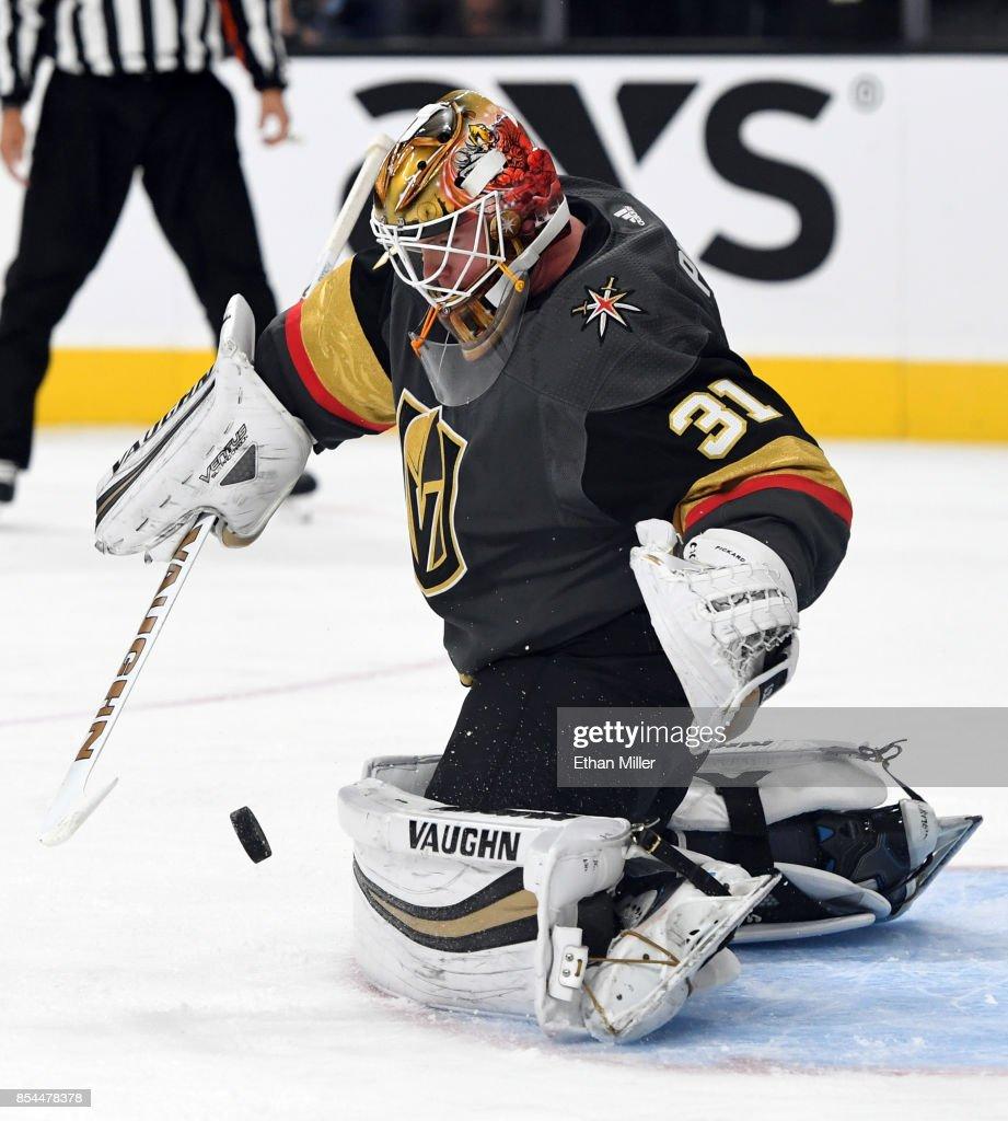Los Angeles Kings v Vegas Golden Knights : Foto jornalística