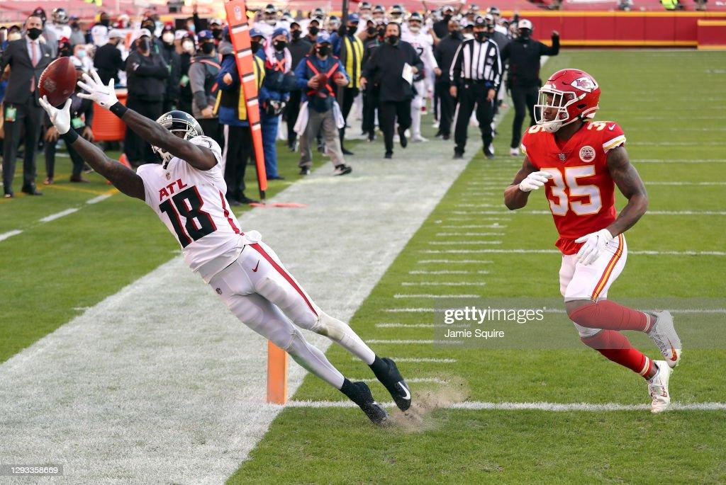 Atlanta Falcons v Kansas City Chiefs : ニュース写真