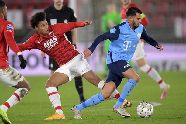 NLD: AZ Alkmaar v FC Utrecht - Dutch Eredivisie