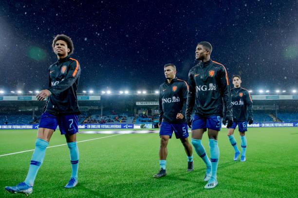 NOR: Norway U21 v Netherlands U21 - International Friendly