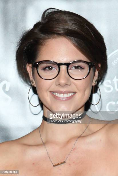 Caly Bevier attends Stupid Cancer Toast A 10Year Celebration at The Mezzanine on September 28 2017 in New York City