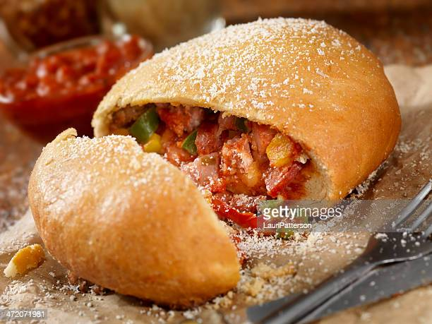 Calzone or Pizza Pocket
