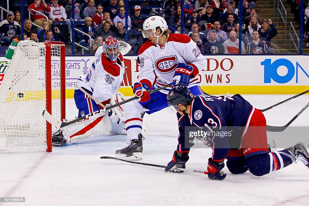 Montreal Canadiens v Columbus Blue Jackets