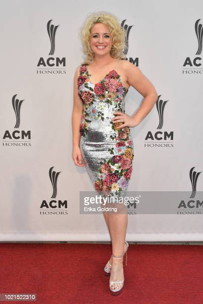 Cam attends the 12th Annual ACM Honors at Ryman Auditorium on August 22 2018 in Nashville Tennessee