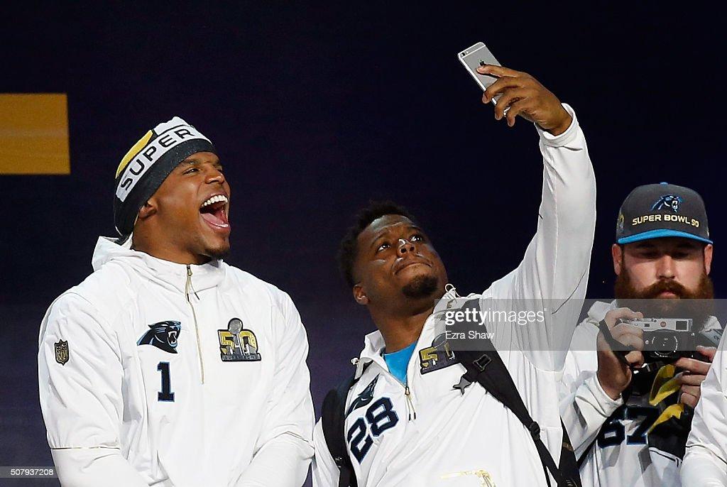 Super Bowl Opening Night Fueled by Gatorade : News Photo