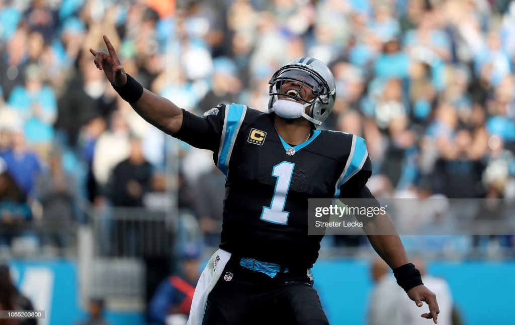 Seattle Seahawks v Carolina Panthers : Fotografia de notícias