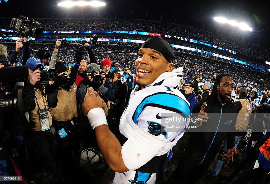 NFC Championship - Arizona Cardinals v Carolina Panthers : News Photo