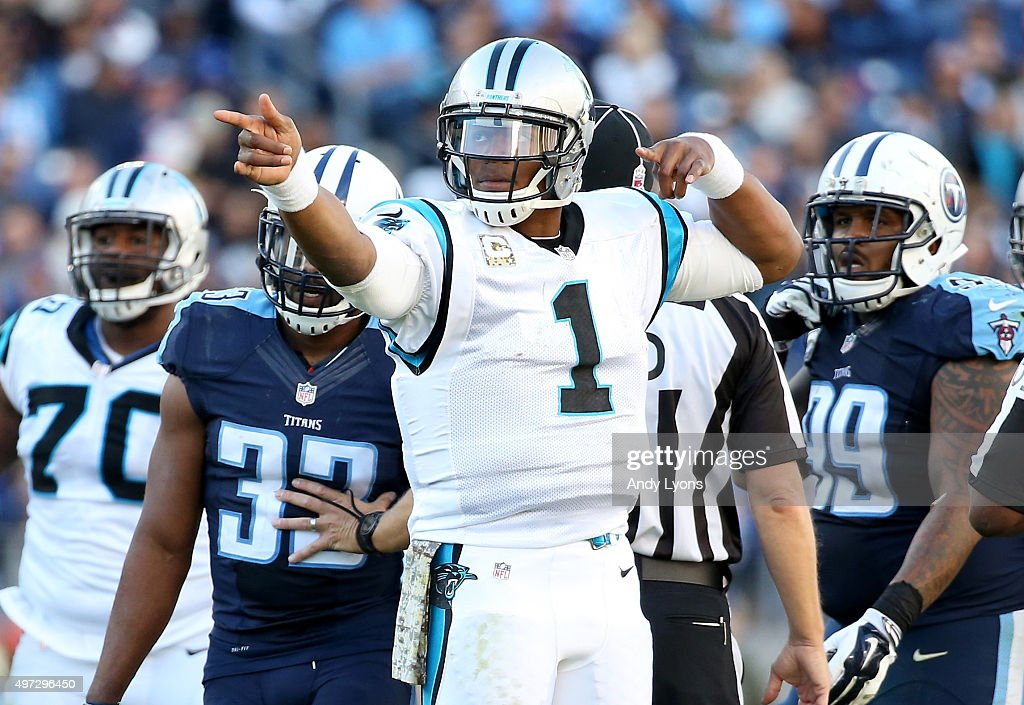 Carolina Panthers v Tennessee Titans : News Photo