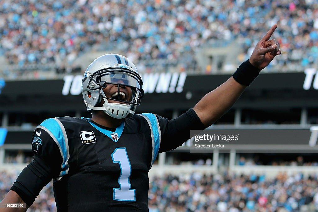 Washington Redskins v Carolina Panthers : Fotografía de noticias