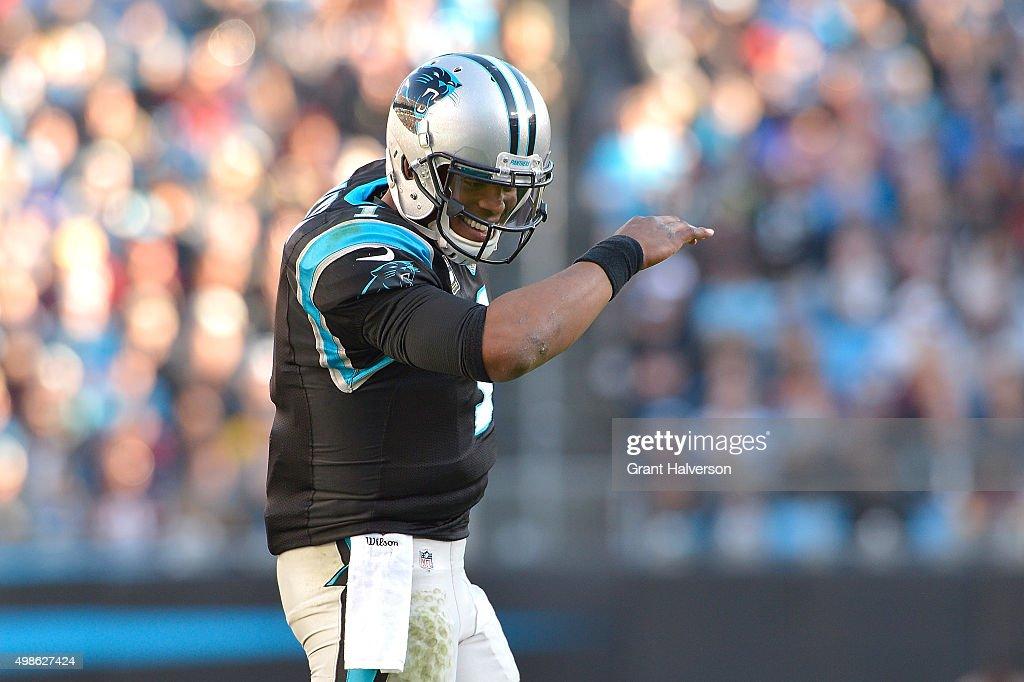 Washington Redskins v Carolina Panthers : News Photo