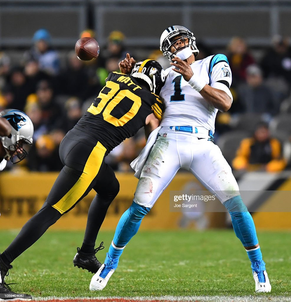 Carolina Panthers v Pittsburgh Steelers : News Photo