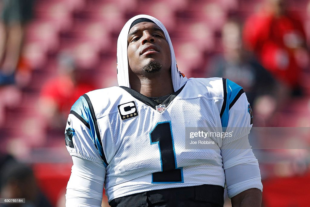Carolina Panthers v Tampa Bay Buccaneers : Nachrichtenfoto