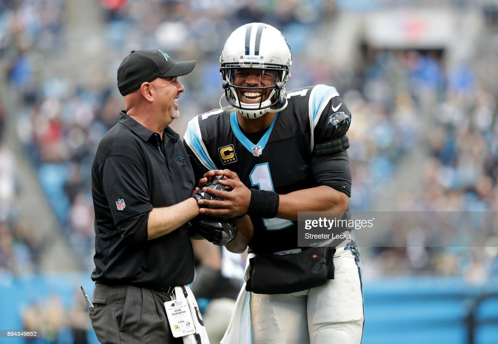 Green Bay Packers v Carolina Panthers : News Photo